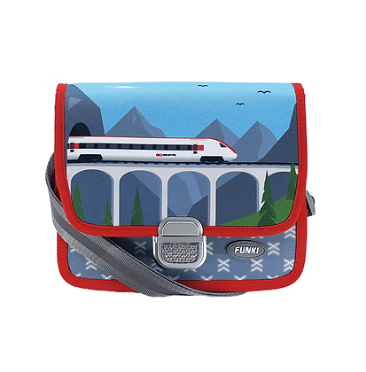 Kindergarten-Tasche Fast Train