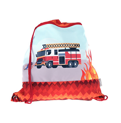 Kindergarten-Turnbeutel Fire Alarm