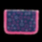 Schüleretui Pink Fairy mit Faber-Castell Inhalt
