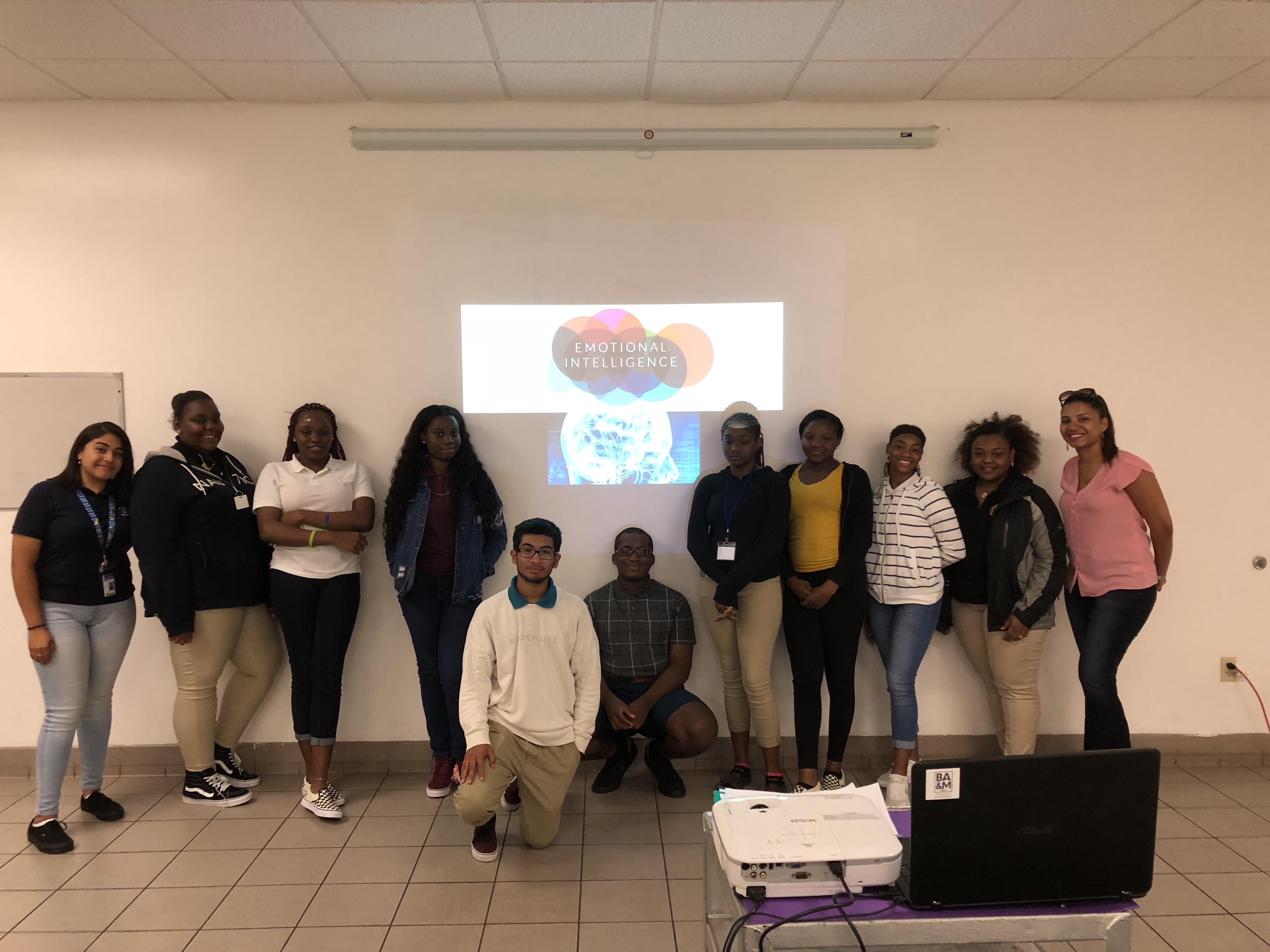 Emotional Intelligence Workshop - 08/28/2018