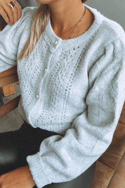 Gilet Athéa gris