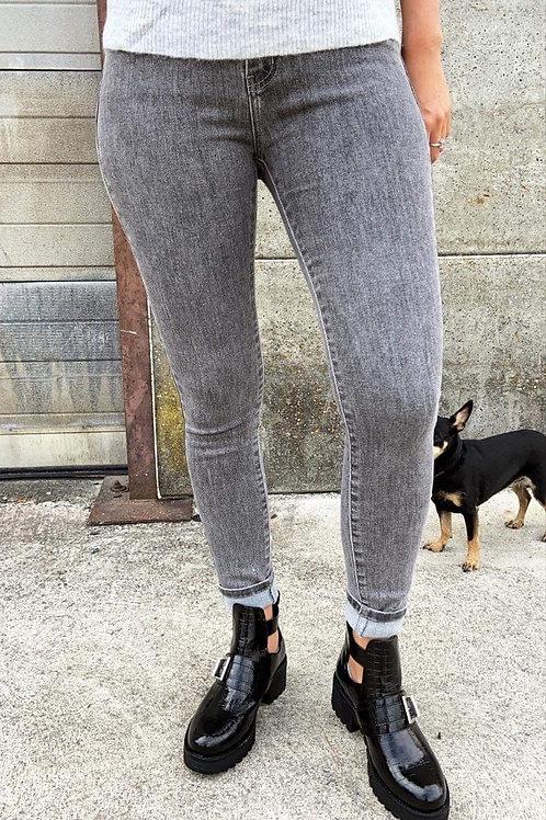 Jeans gris Boris