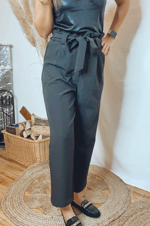 Pantalon Lucie noir
