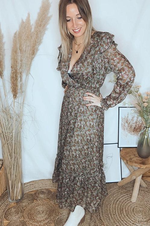 Robe longue Feliccia