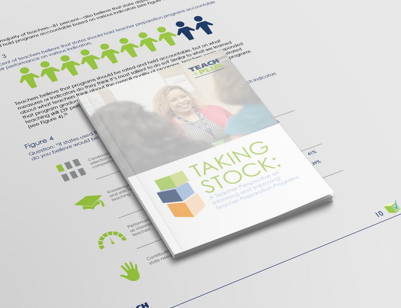 Taking Stock Report Design
