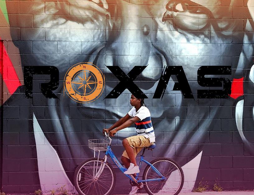 Roxas Brand Identity
