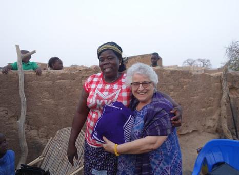 Louta, une veuve qui fait le bien autour d'elle