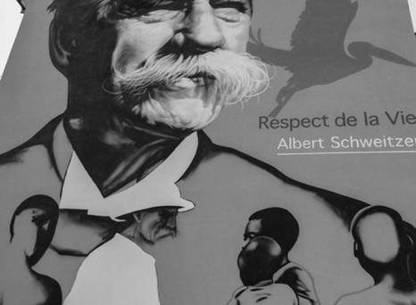 [Portrait] Albert Schweitzer - Le Grand Blanc de Lambaréné