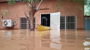 Inondations au Niger - Entretien avec Scott et Lucia Eberle