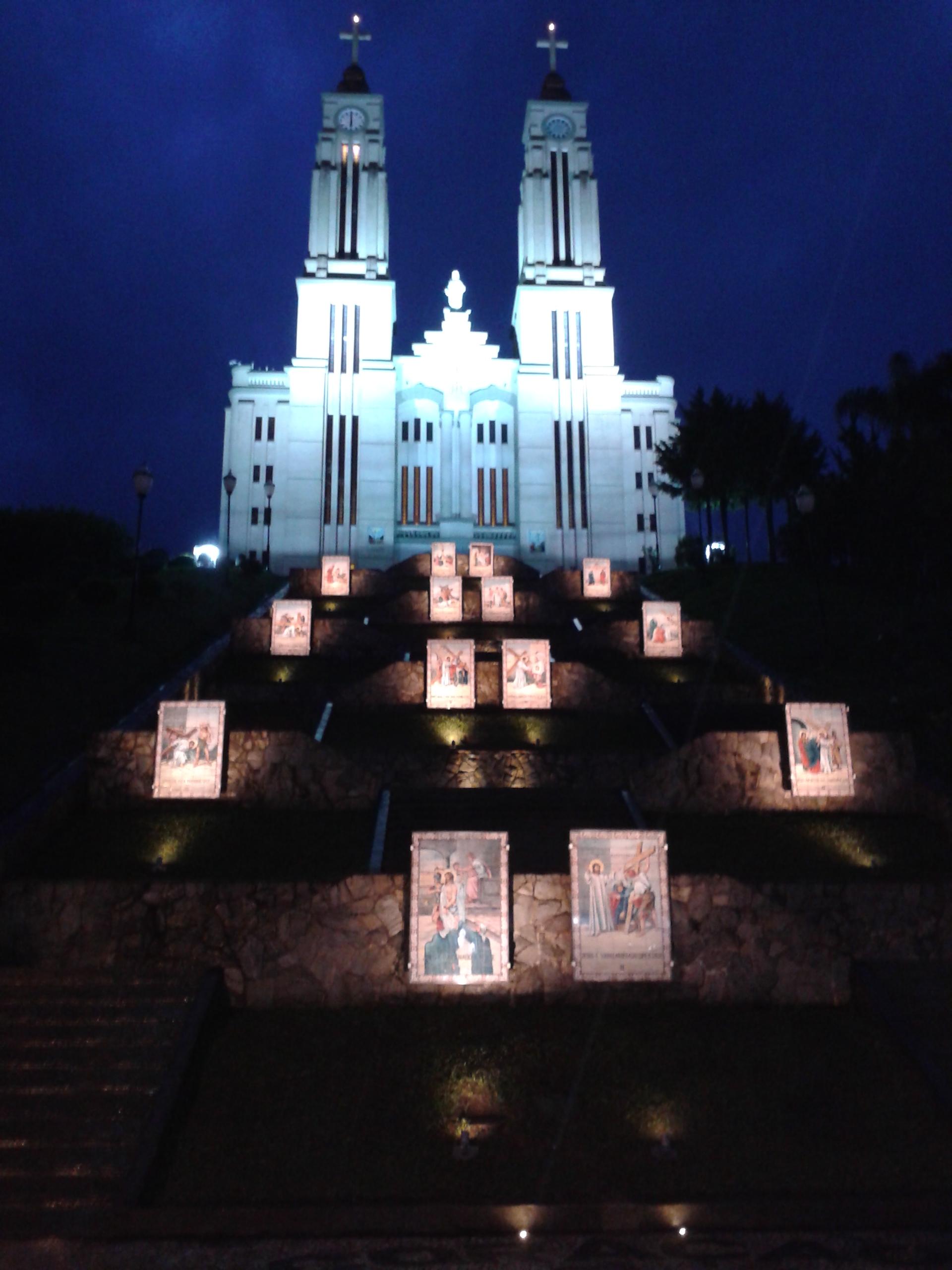 Iluminação de Destaque e Pasagística