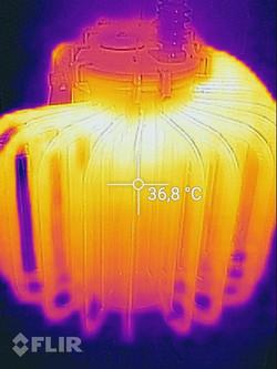Termografia Transformador