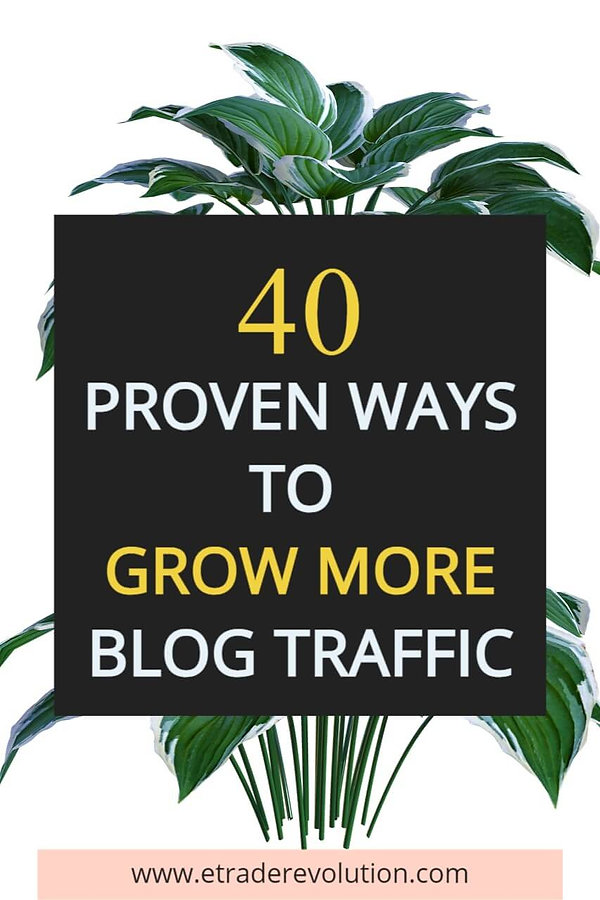 40-Proven-ways-to-get-more-blog-Traffic.