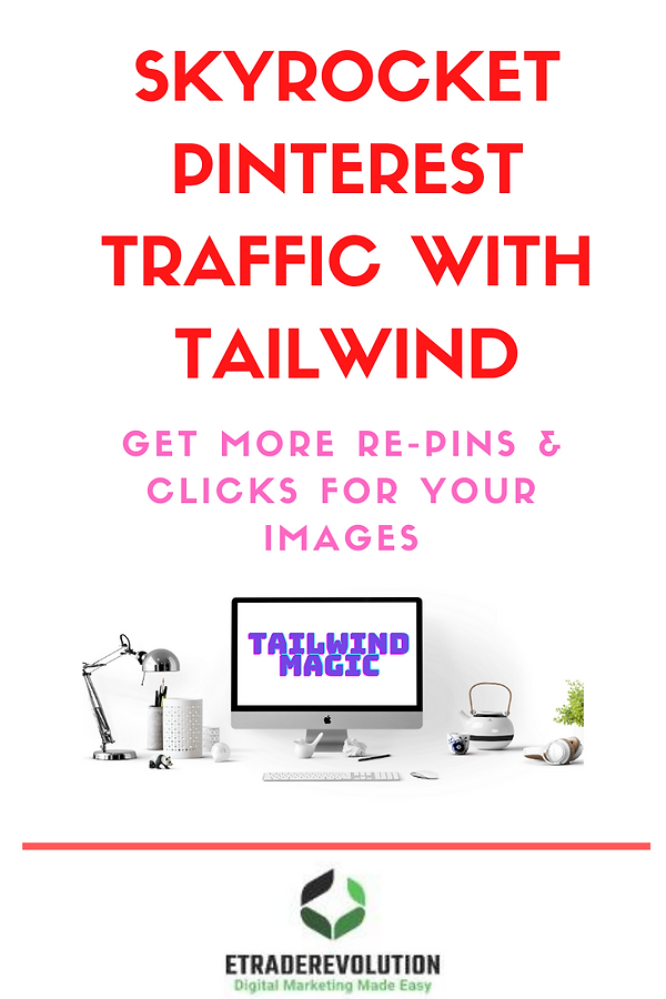 Tailwind a pinning automation tool for Pinterest.Save precious time and grow traffic.