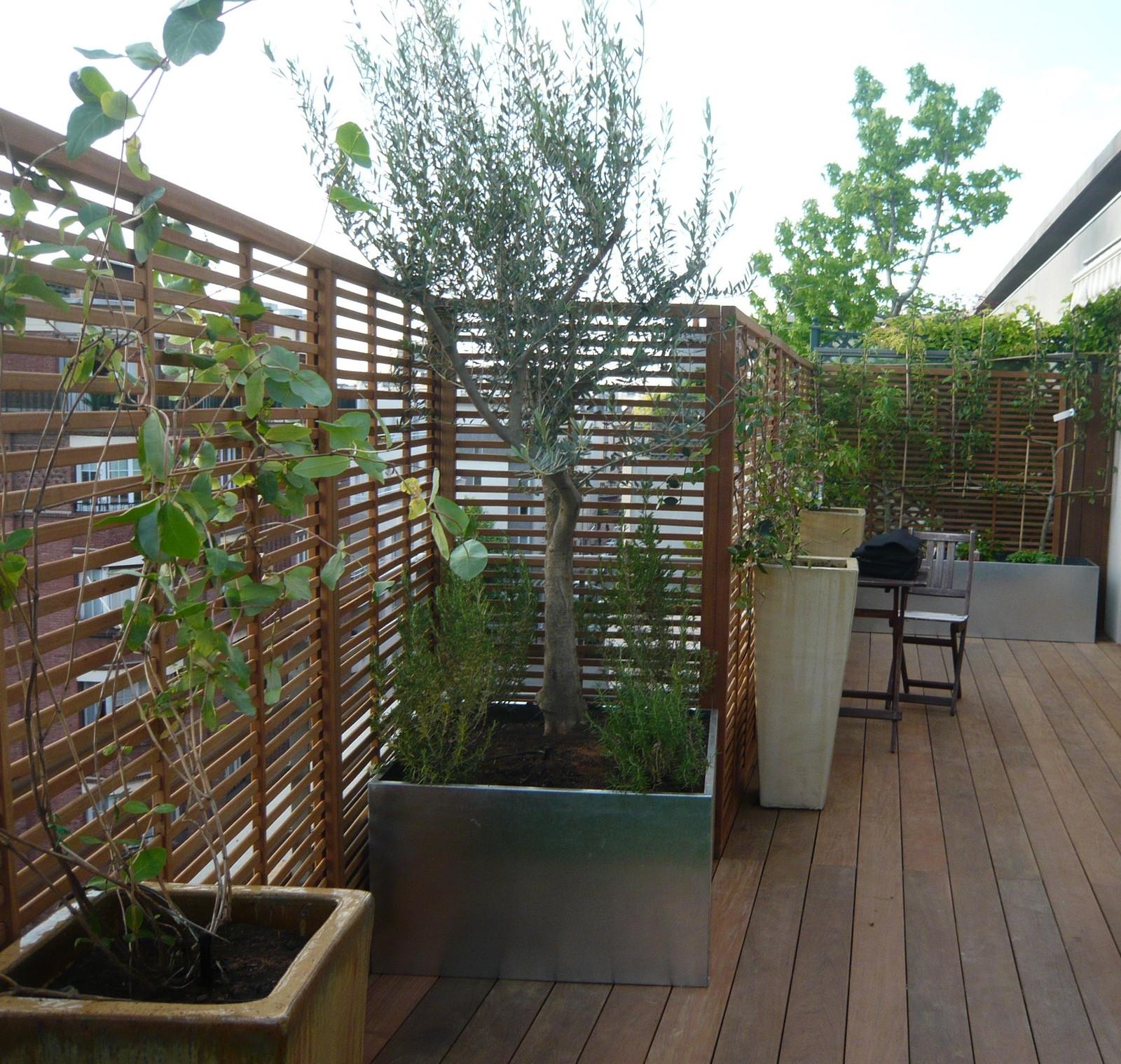 architecte paysagiste paris sc nes d 39 ext rieur balcons. Black Bedroom Furniture Sets. Home Design Ideas