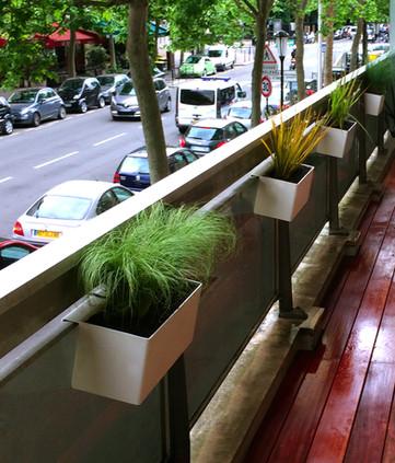 Balconnières