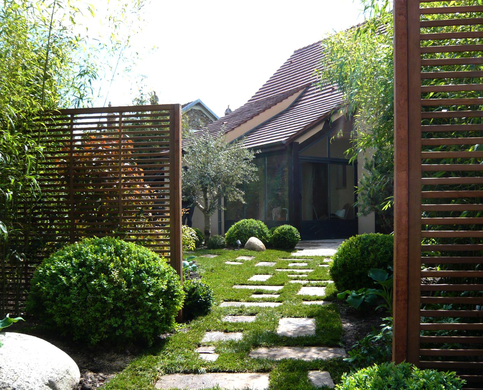 jardin livry gargan architecte paysagiste paris sc nes d 39 ext rieur. Black Bedroom Furniture Sets. Home Design Ideas