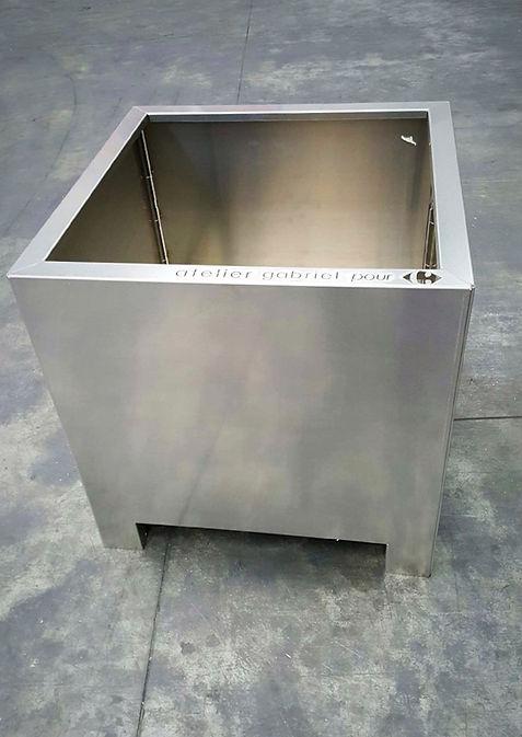 Pot métal