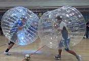 bubbel voetbal brabant