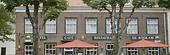 Restaurant en zalen de Roskam