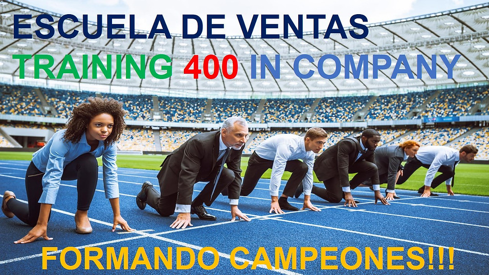 TRAINING 400 ESCUELA DE VENTAS