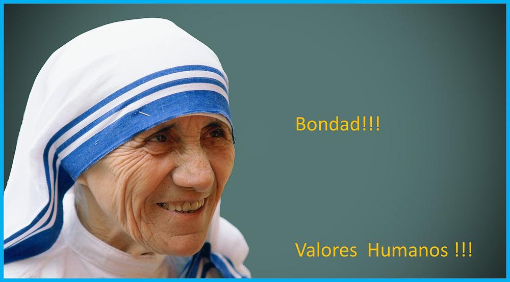 Madre Teresa !!! Misioneras de la caridad