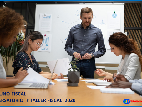 CONVERSATORIO  Y TALLER FISCAL  2020