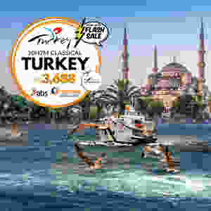 Pakej Turki 2018