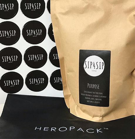 Sip4Sip Purpose Coffee Blend