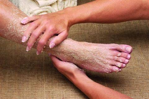 Spa Foot Reflexology