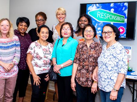 Caring for others runs deep – Meet Tamara 48 of 52 Phenomenal Women