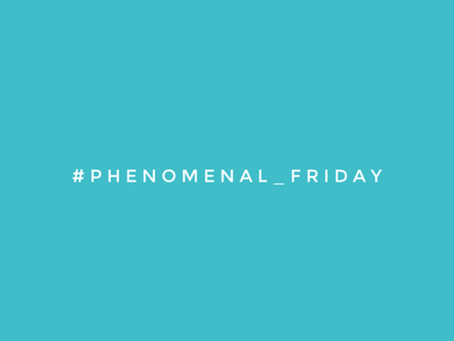 Meet Lucy - 6/12/20 #phenomenal_friday