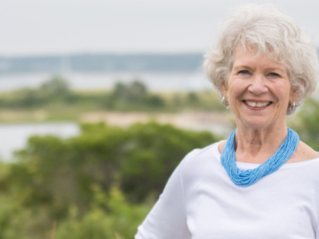 Is There a Joiners' Anonymous? – Meet Barbara 51 of 52 Phenomenal Women