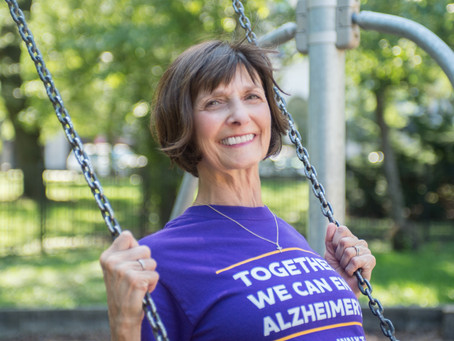 One mile at a time; this dedicated walker is one to remember: Meet Dani – 4 of 52 Phenomenal W