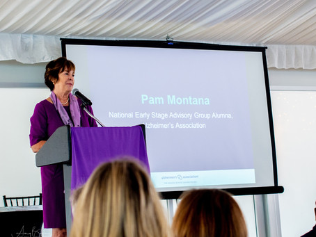 Finding my purpose – Meet Pam 40 of 52 Phenomenal Women