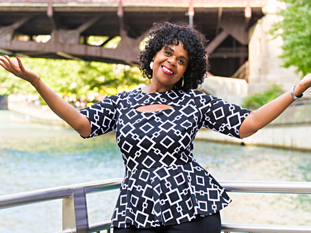 Beyond My Wildest Dreams: Meet Wendy 52 of 52 Phenomenal Women