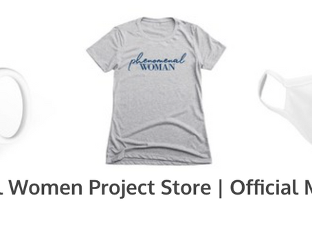 NEW - Phenomenal Woman Store is NOW OPEN!