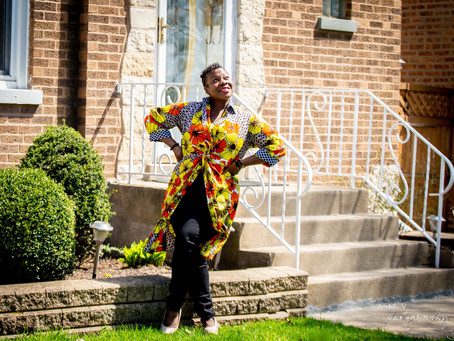 Lesson from Ghana - Meet Nika (32/52.2)