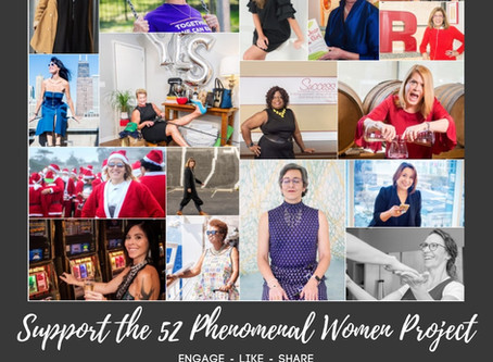 The 52 Phenomenal Women Project will have a 2nd year – And YOU CAN HELP!