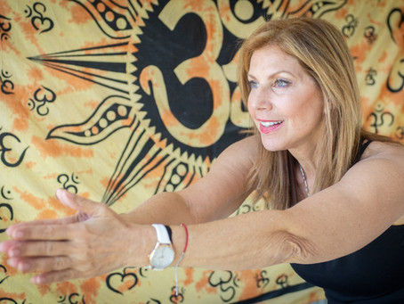 Inhale… Exhale… Meet Eileen 23 of 52 Phenomenal Women