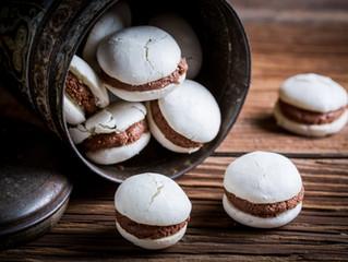 チョコレートマカロンの作り方