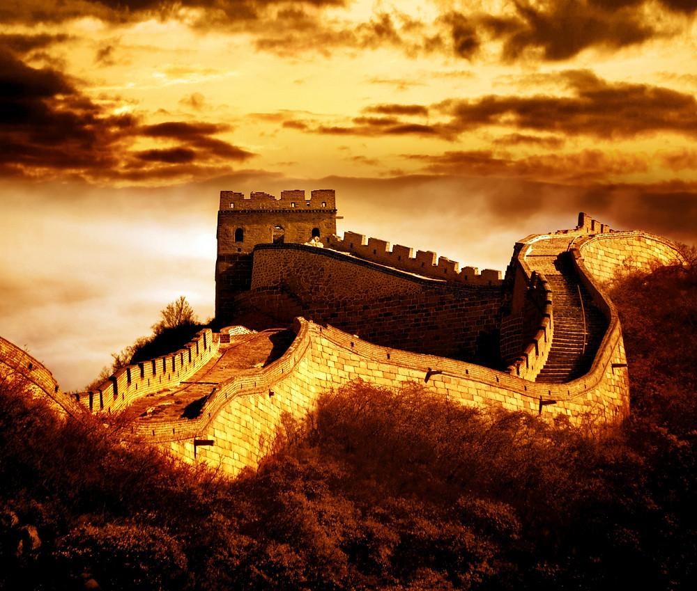 The Great Wall - Jewel of Wisdom sharon-spence.com