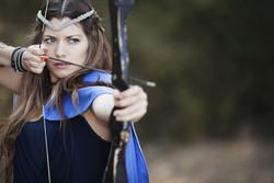 Goddess Artemis Sacred Ritual