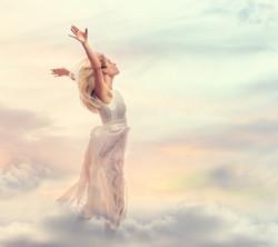 Goddess Aya Sacred Blessing