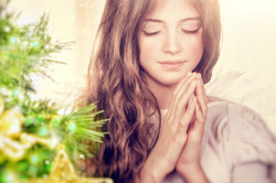 Saint Marie Sacred Blessing