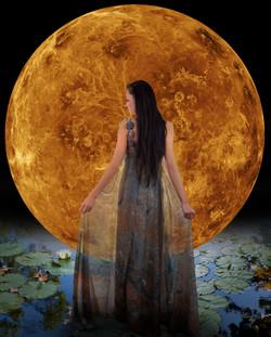 Goddess Ishtar Sacred Ritual