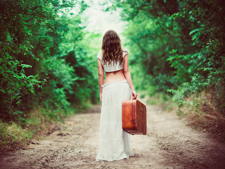 Where Shall I Wander?