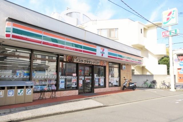 セブンイレブン横浜原宿店