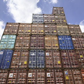 Containers are 'the new gold' amid 'black swan' box squeeze