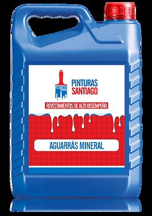 AGUARRÁS MINERAL (1LT)