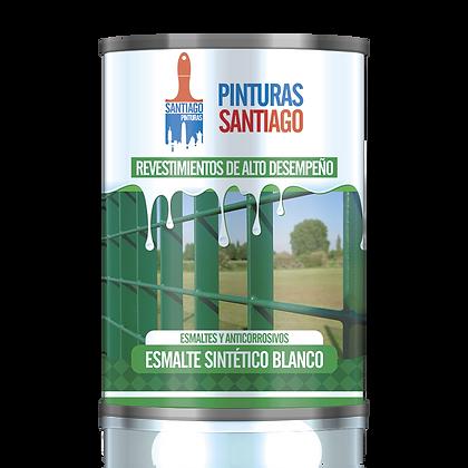 ESMALTE SINTÉTICO BLANCO (1 galón)
